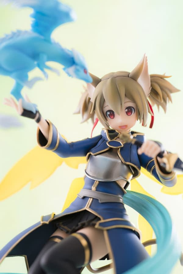 Preview | Funny Knights: Silica (ALO Ver.) (8)
