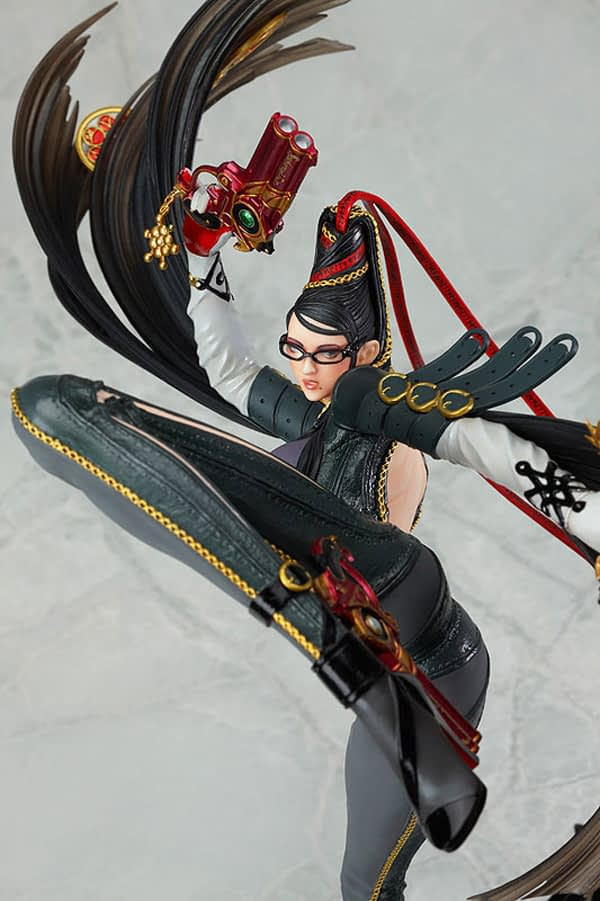 Preview | Phat Co.: Bayonetta (2)