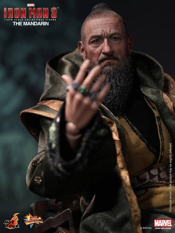Preview | Hot Toys: The Mandarin (12)