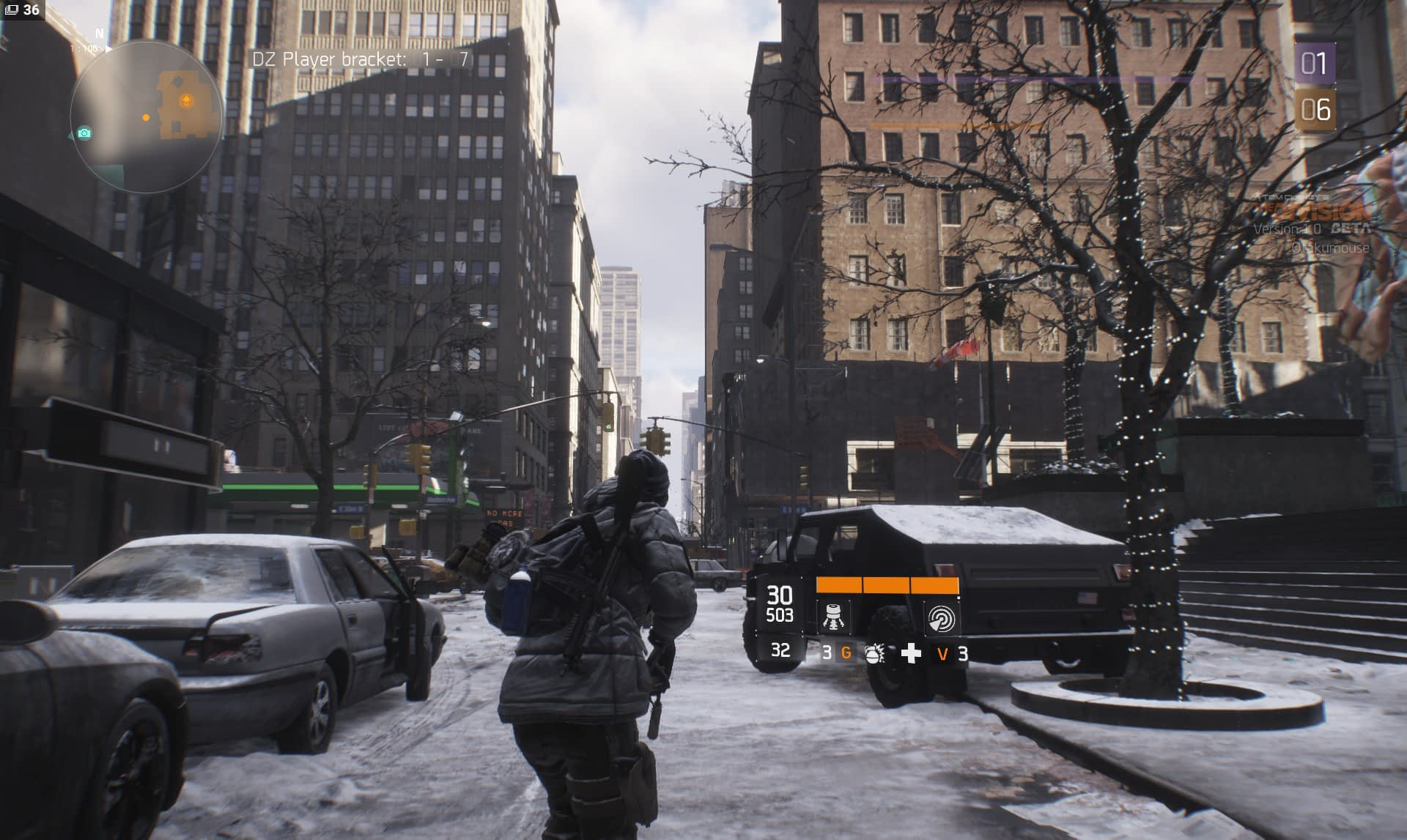 My Experience With The Division Beta (Ultra Settings) (40)