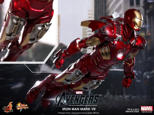 Preview | Hot Toys: Ironman Mark VII (11)