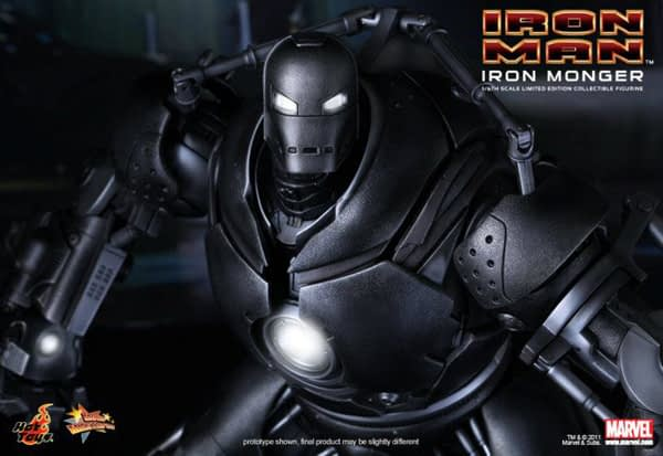 Preview | Hot Toys: Iron Monger (19)