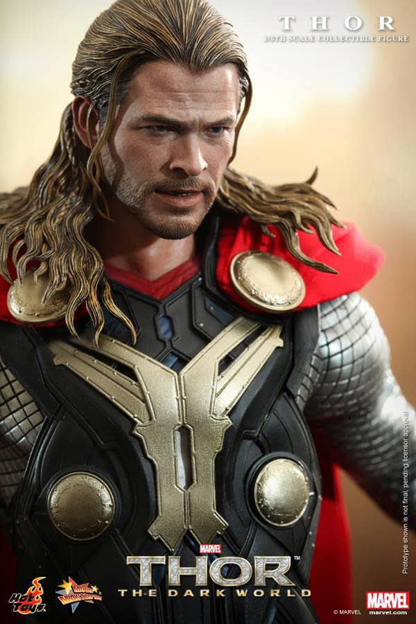 Preview | Hot Toys: Thor (The Dark World) (10)