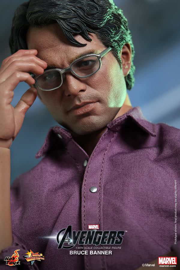 Preview | Hot Toys: Bruce Banner (9)