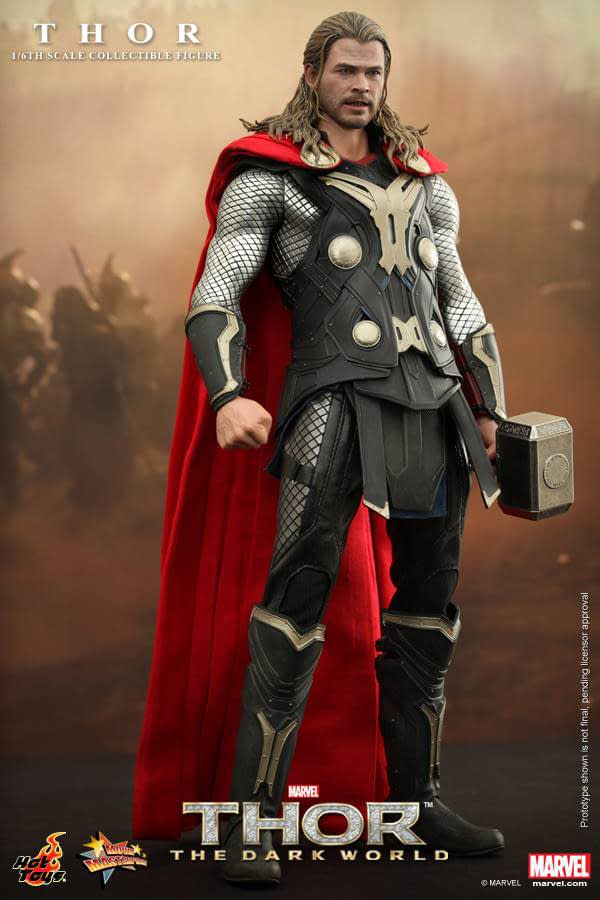 Preview | Hot Toys: Thor (The Dark World) (2)