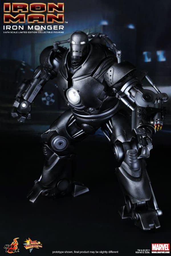 Preview | Hot Toys: Iron Monger (13)