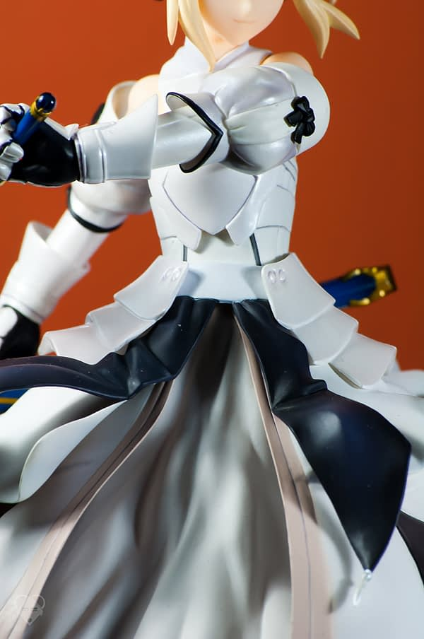 Review | Alter: Saber Lily Fate/Unlimited Codes 7