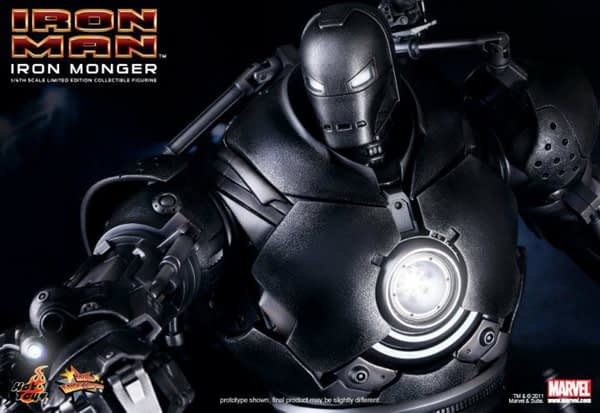 Preview | Hot Toys: Iron Monger (16)
