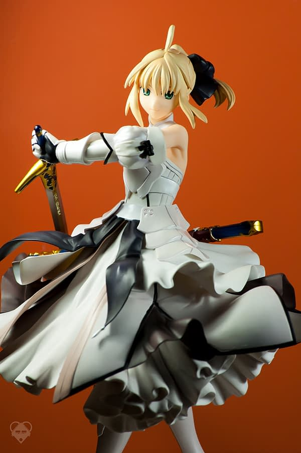 Review | Alter: Saber Lily Fate/Unlimited Codes 1