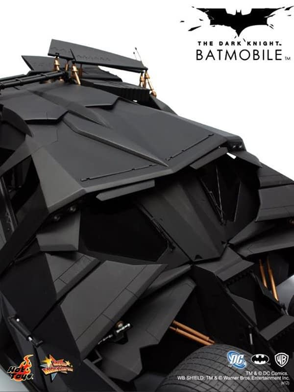 Preview | Hot Toys: Batmobile (Re-Launch) (6)
