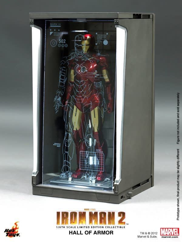 Preview | Hot Toys: Hall of Armor (6)