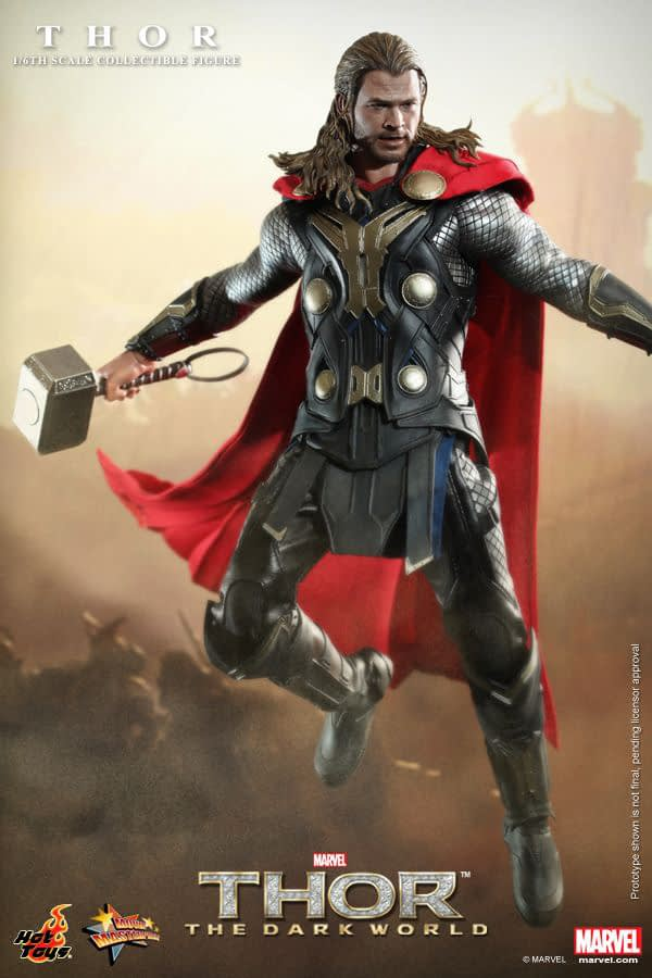 Preview | Hot Toys: Thor (The Dark World) (3)