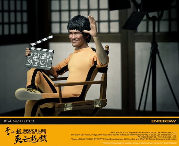 Enterbay: Bruce Lee Game Of Death (Behind The Scene) Edition (5)