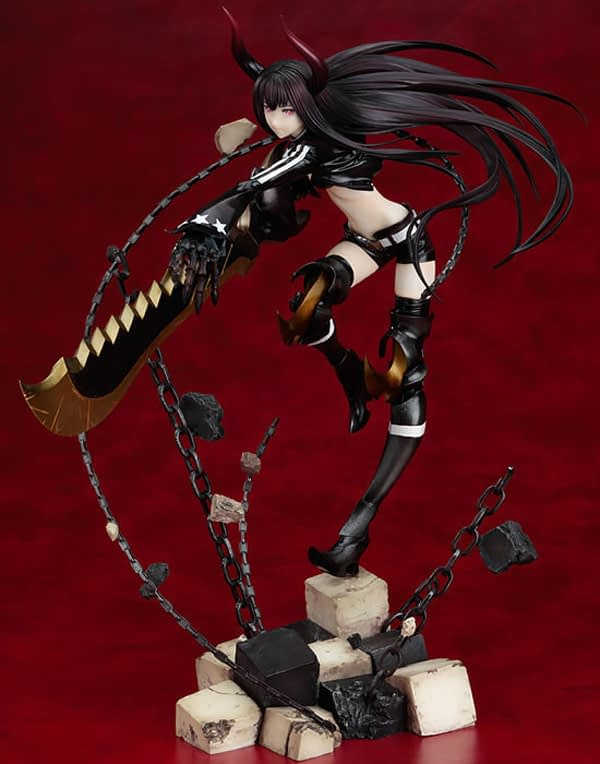 Black Rock Shooter: New Series To Collect 3
