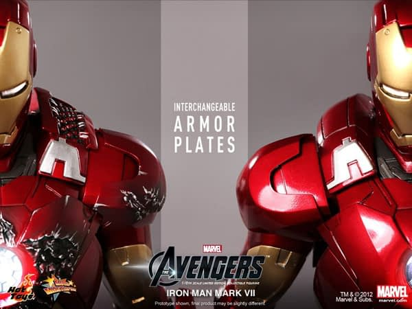 Preview | Hot Toys: Ironman Mark VII (10)