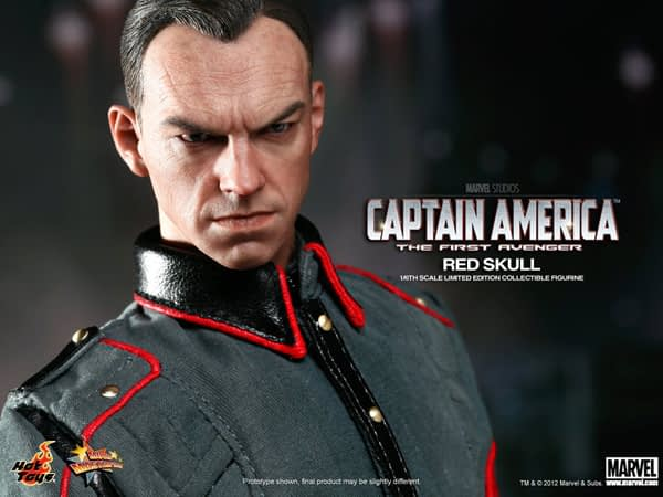 Preview   Hot Toys: Red Skull (7)