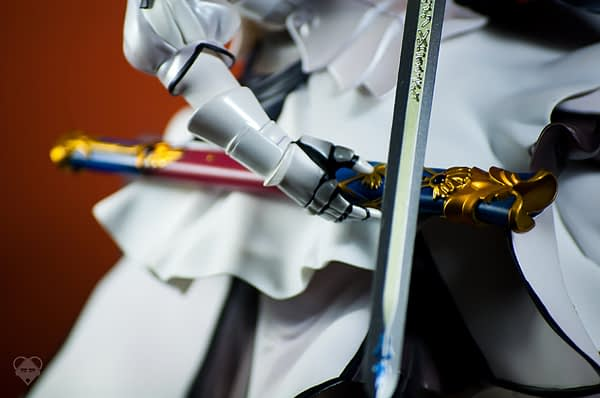 Review | Alter: Saber Lily Fate/Unlimited Codes 18