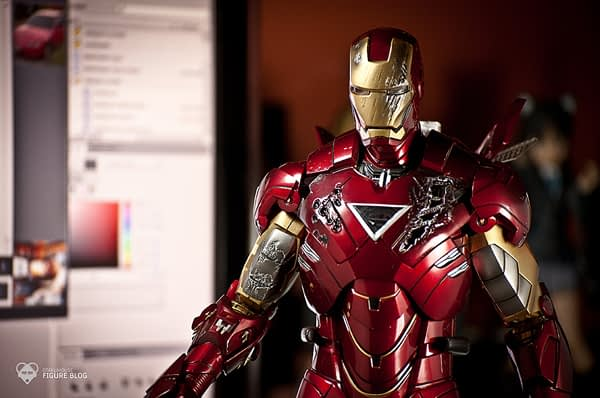 Hot Toys: Ironman Mark VI (11)