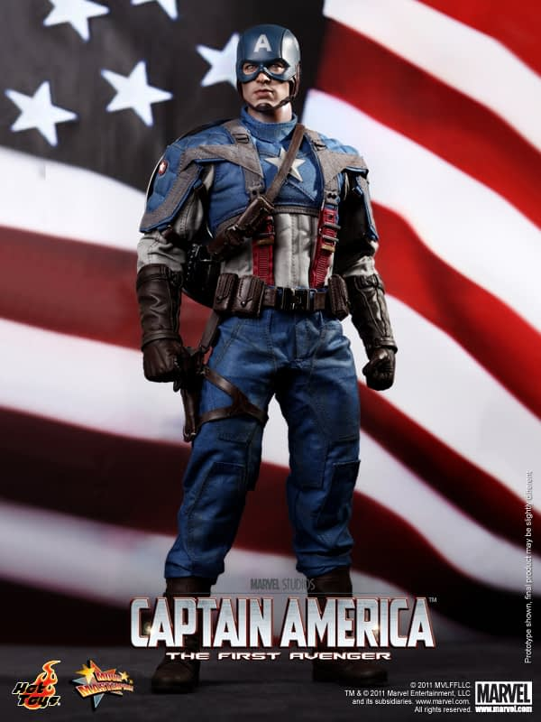 Preview | Hot Toys: Captain America (12)