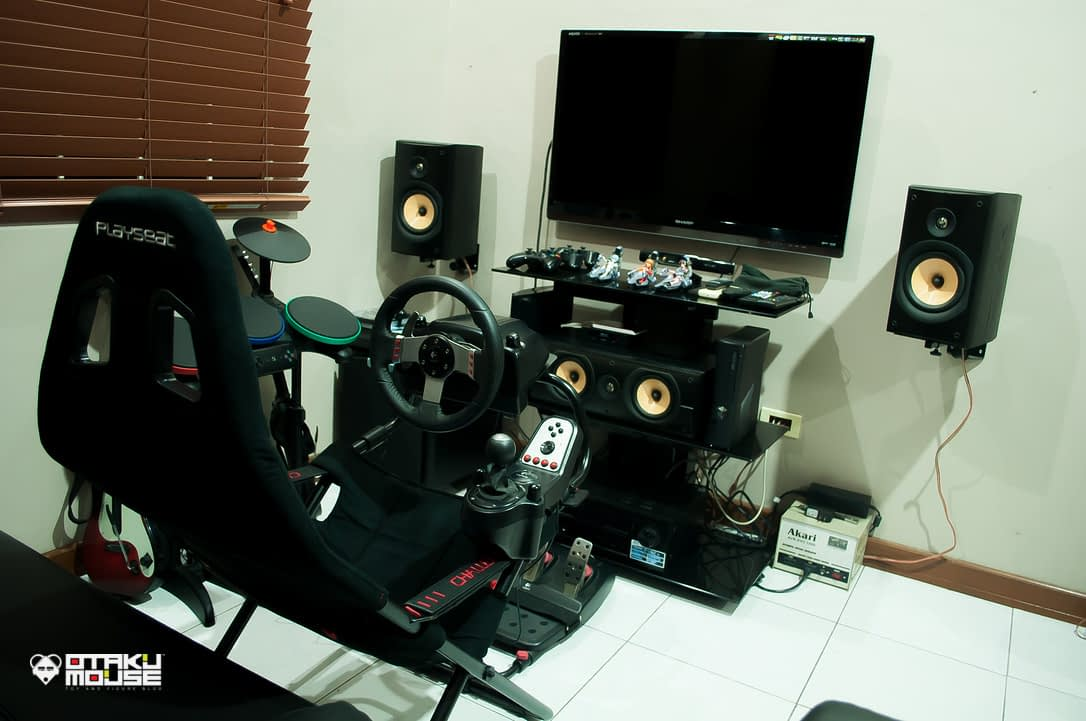 Playseat Challenge and Logitech's G27 Combo (13)