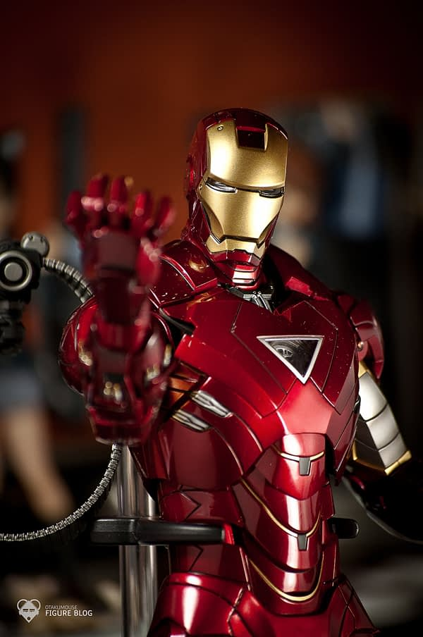 Hot Toys: Ironman Mark VI (64)