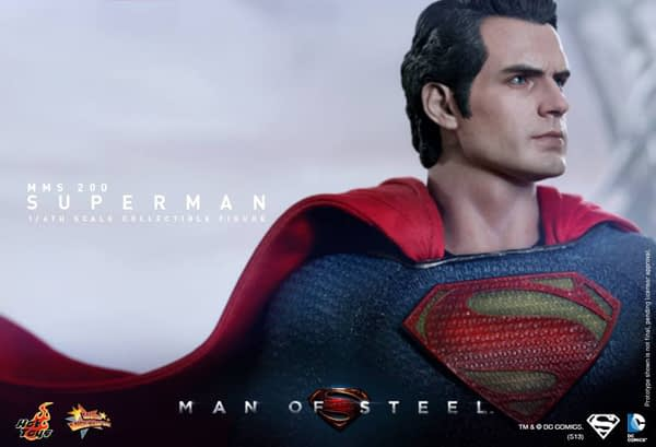 Preview | Hot Toys: Superman (Man Of Steel) (11)