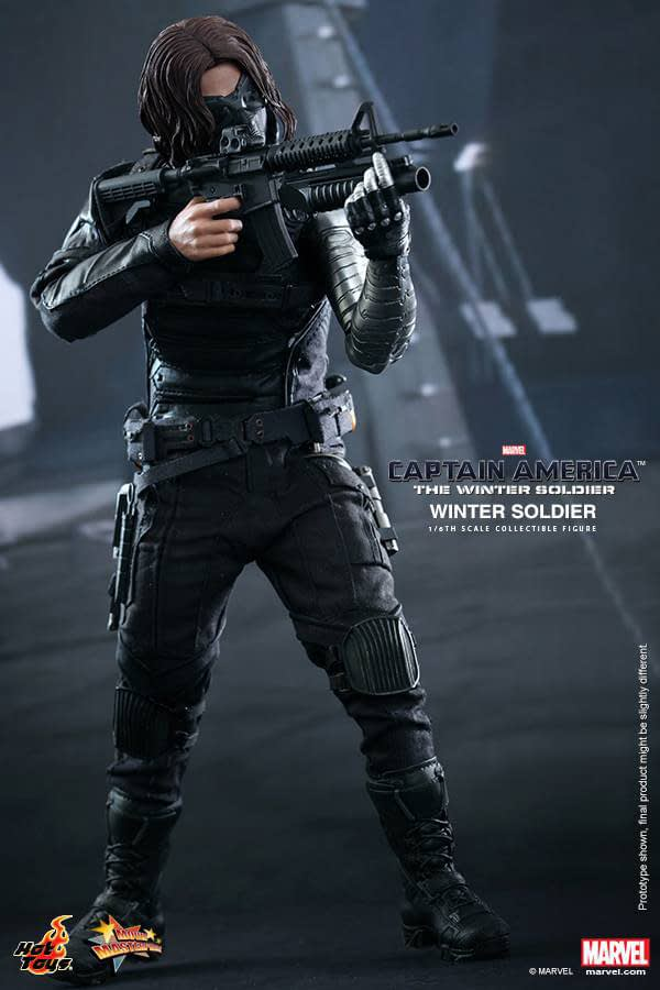 Preview | Hot Toys: Winter Soldier (2)