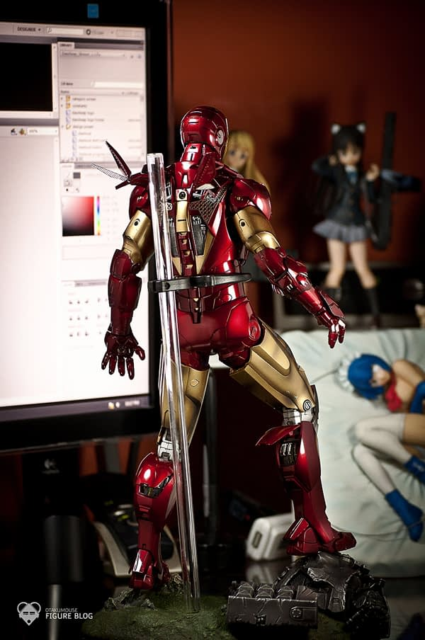 Hot Toys: Ironman Mark VI (5)