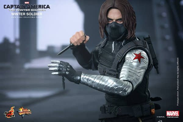 Preview | Hot Toys: Winter Soldier (12)