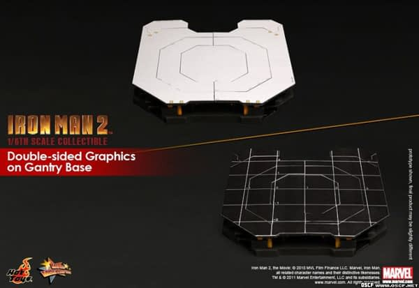 Preview | Hot Toys: Ironman 2 Limited Edition Suit Up Gantry (11)