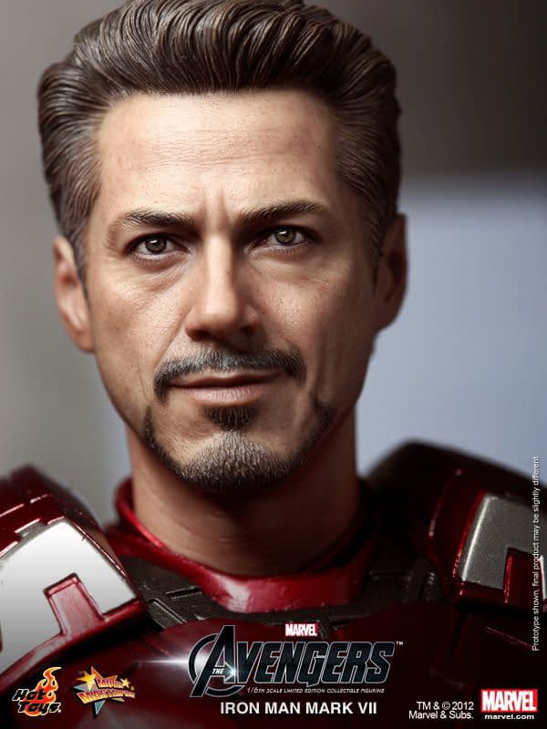 Preview | Hot Toys: Ironman Mark VII (16)
