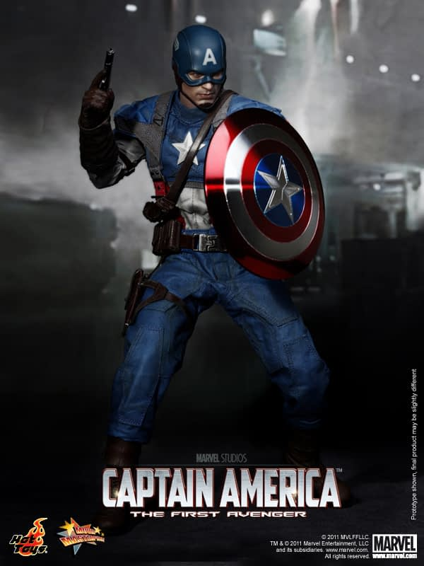 Preview | Hot Toys: Captain America (8)