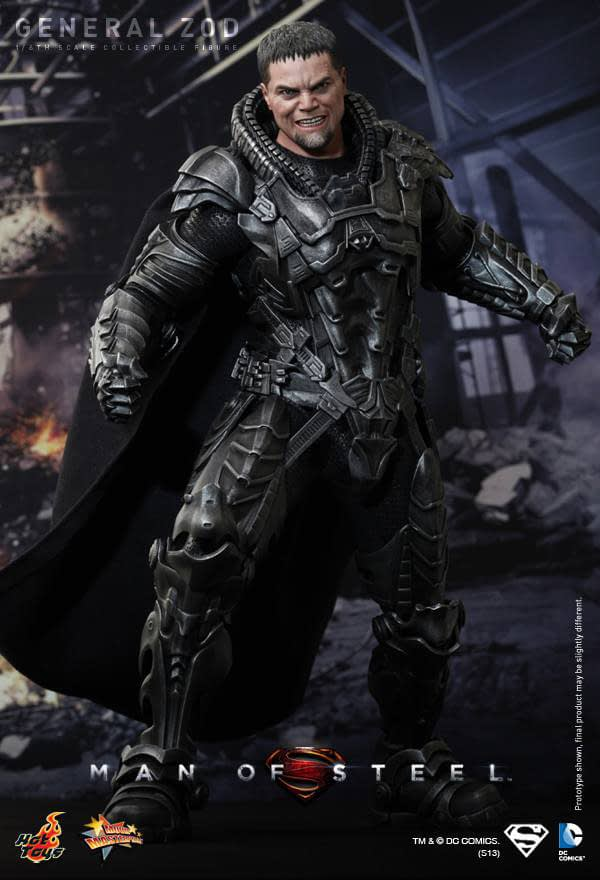 Preview | Hot Toys: General Zod (1)