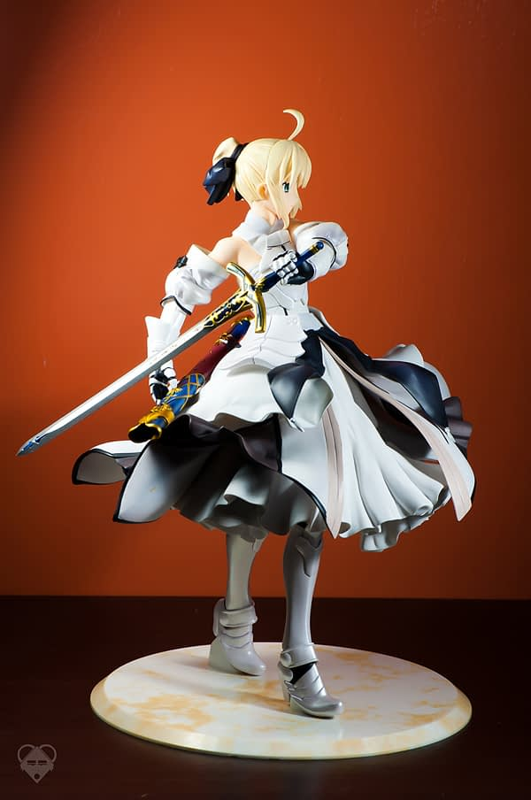 Review | Alter: Saber Lily Fate/Unlimited Codes 5