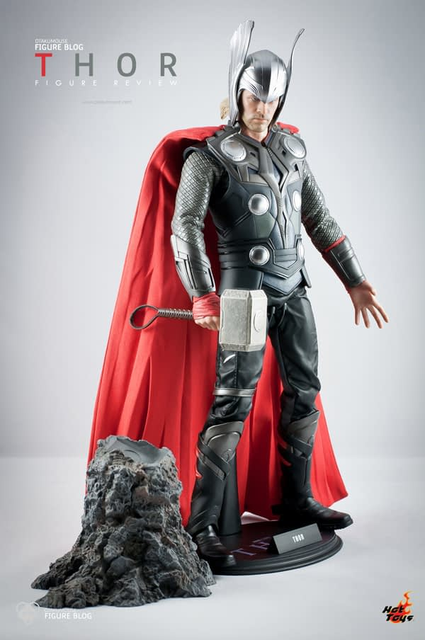 Review Teaser | Hot Toys: Thor (3)