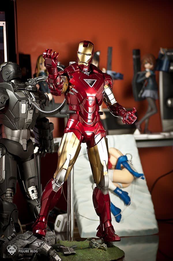 Hot Toys: Ironman Mark VI (62)