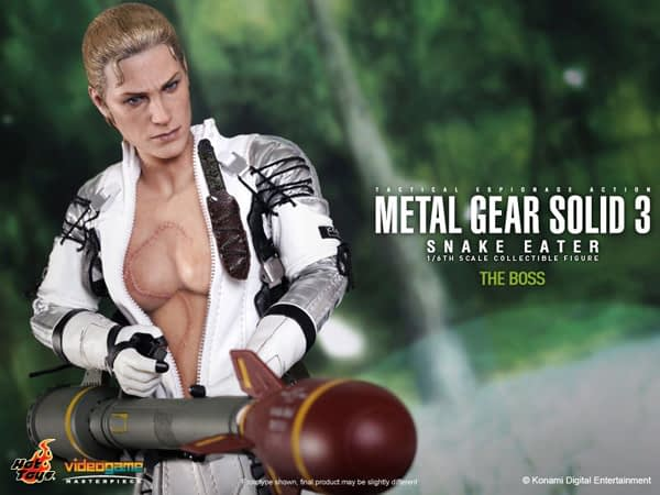 Preview   Hot Toys: The Boss (3)