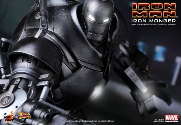 Preview | Hot Toys: Iron Monger (4)