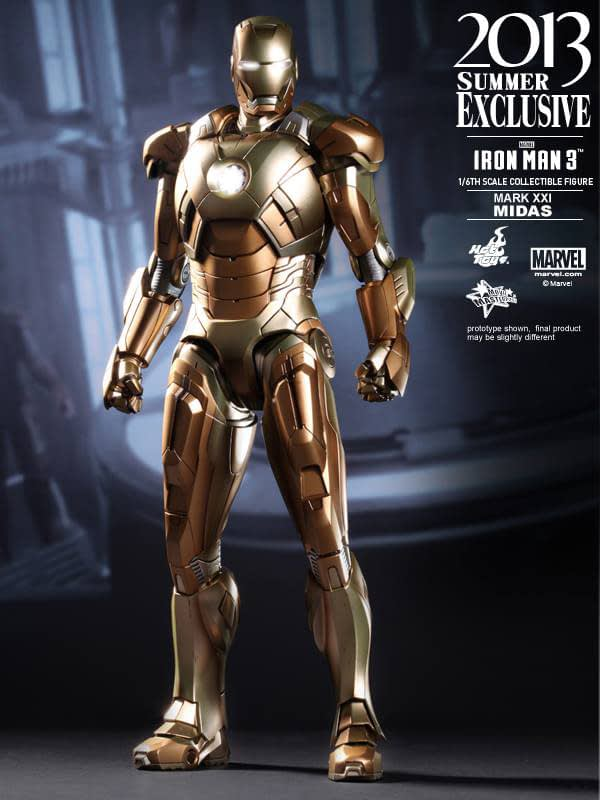 Preview | Hot Toys: Iron Man Mark XXI (Midas) (4)