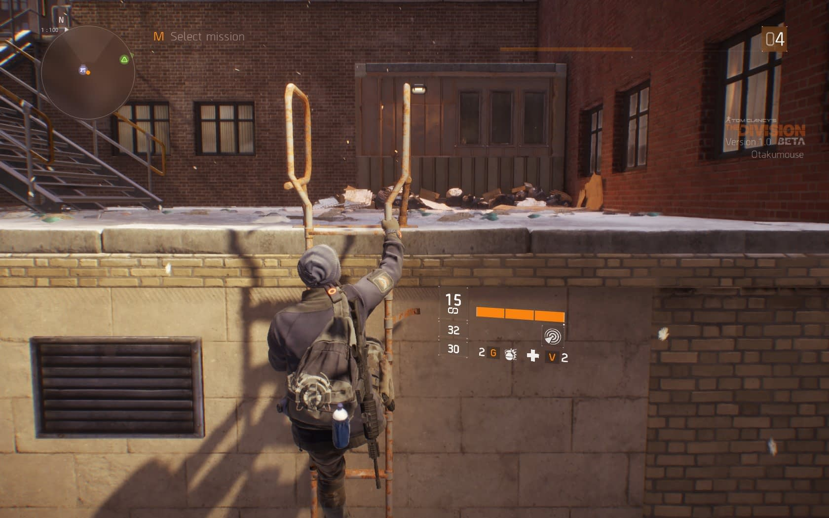My Experience With The Division Beta (Ultra Settings) (9)