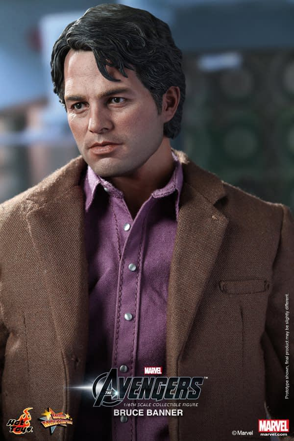 Preview | Hot Toys: Bruce Banner (6)