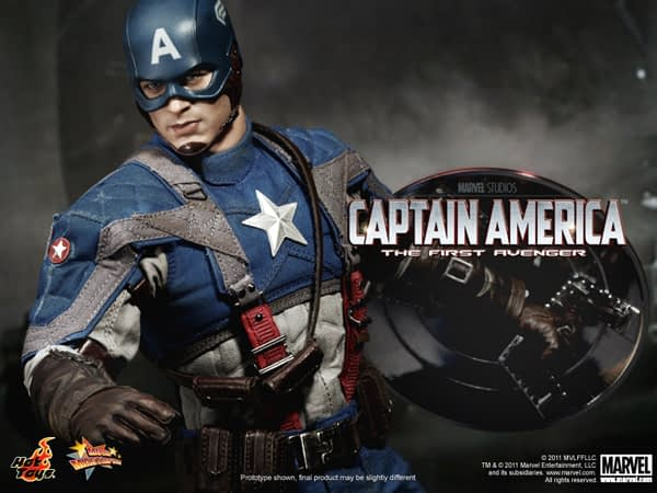 Preview | Hot Toys: Captain America (14)