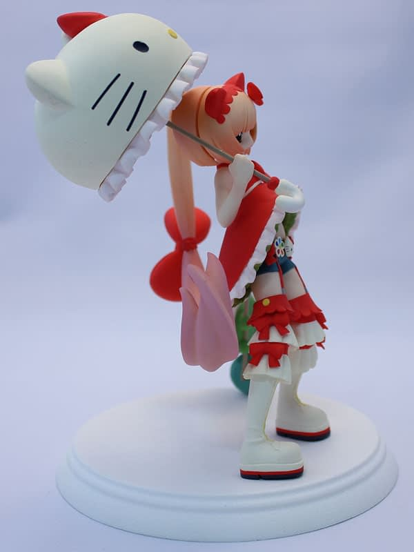 "Preview | Milestone: Together with Hello Kitty! ""Iroha Nekomura"" (8)"