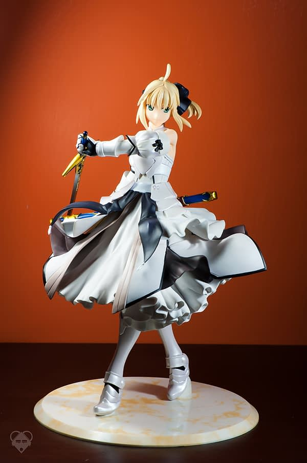 Review | Alter: Saber Lily Fate/Unlimited Codes 2