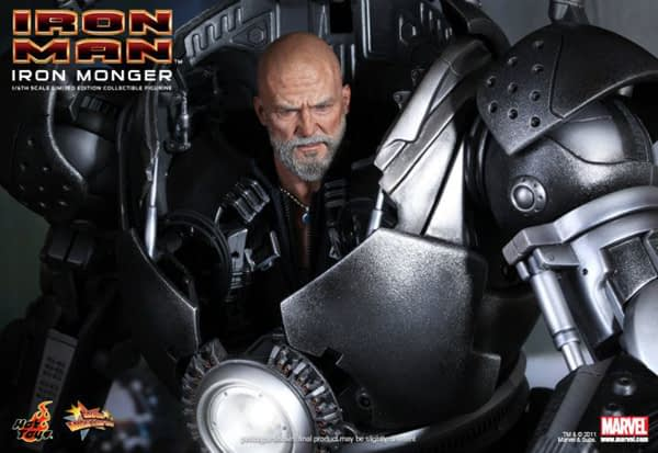 Preview | Hot Toys: Iron Monger (18)