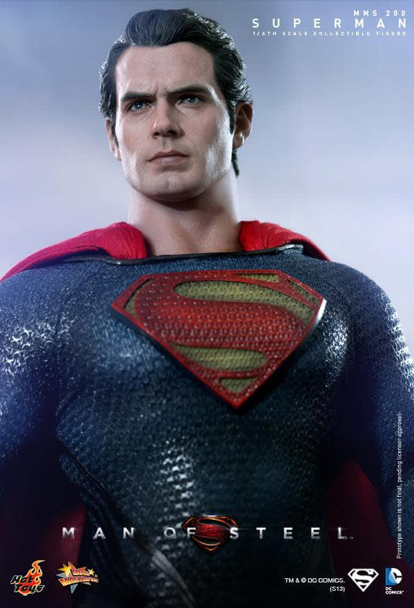 Preview | Hot Toys: Superman (Man Of Steel) (12)