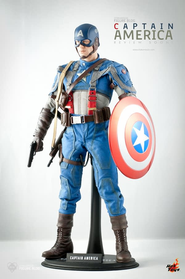 Hot Toys Captain America Get! (4)