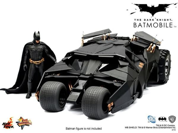 Preview | Hot Toys: Batmobile (Re-Launch) (8)