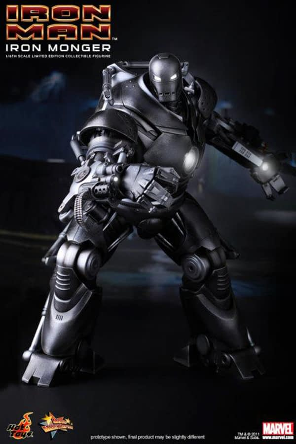 Preview | Hot Toys: Iron Monger (20)