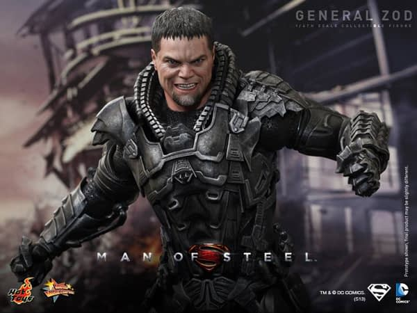 Preview | Hot Toys: General Zod (9)